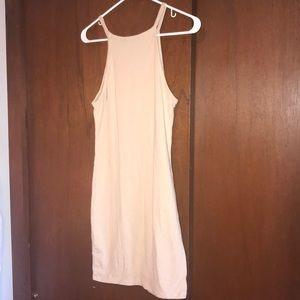 NWOT Forever 21 Nude Dress